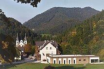 Fasten- und Pilgerhaus